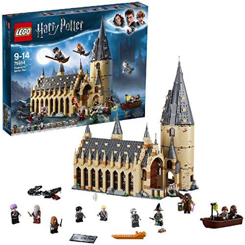 Jouet Lego Harry Potter - La Grande Salle du château de Poudlard 75954