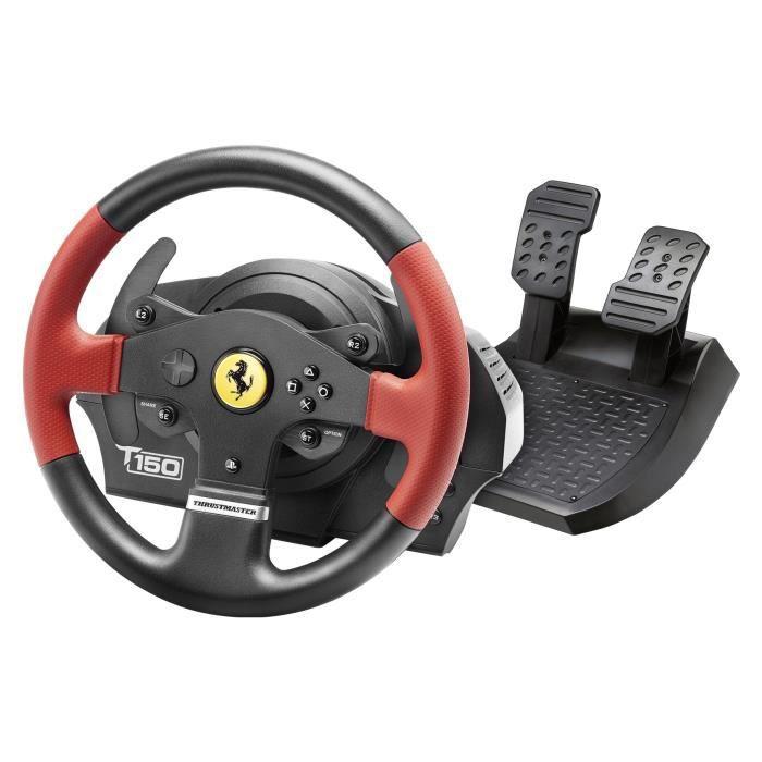 Volant Thrustmaster T150 - Ferrari Edition