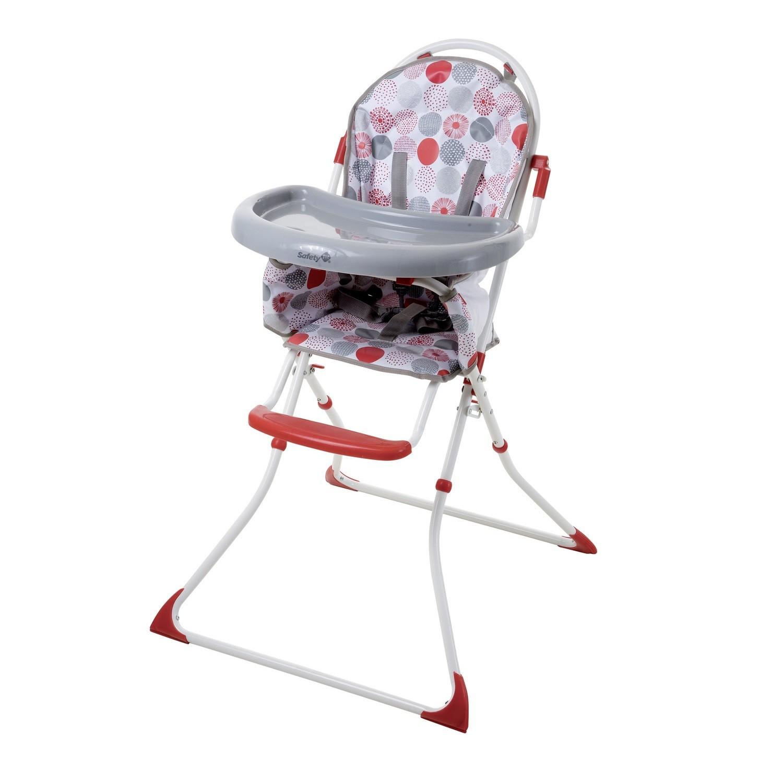 Chaise Haute pliable Safety 1st Kanji - 6 Mois à 3 ans
