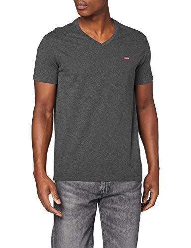 T-Shirt Levi's Orig HM Vneck Homme (XS/S/L/XL/XXL)