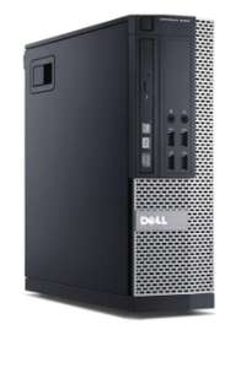 PC de bureau Dell OptiPlex 7010 SFF - Core i5 3,2 GHz, SSD 480 Go, RAM 16 Go (Occasion - Etat Correct)