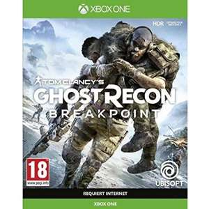 Tom Clancy's Ghost Recon Breakpoint sur Xbox One