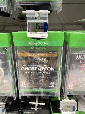 Ghost Recon Breakpoint edition gold sur Xbox one - Reims Cernay (51)