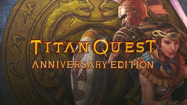Titan Quest Anniversary Edition à 5€ (gog FR) - 1,77€ (gog Russie) sur PC (Dématérialisé, DRM-Free)