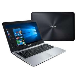 """PC Portable 15.6"""" Asus K555UB-XX200T- Intel I5-6200U, 8 Go de Ram, 128 Go SSD + 1 To, Geforce 940M"""
