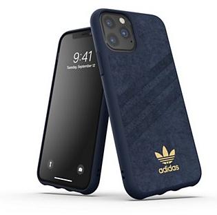 Coque Adidas Originals Gazelle Premium bleu pour iPhone 11 Pro