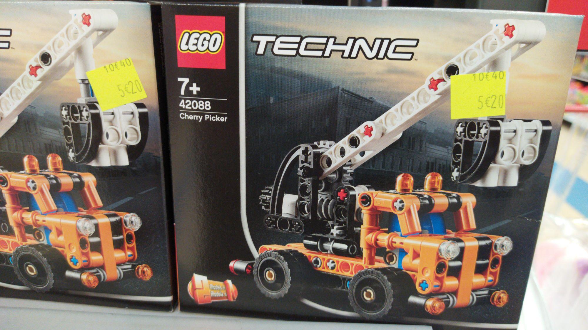 Lego Technic 42088 - Nacelle élévatrice