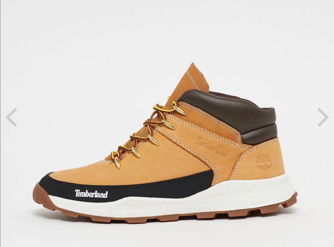 Paire de chaussures Femme/Junior Nubuck Timberland Brooklyn Euro Sprint - Du 36 au 39 (Différents coloris)