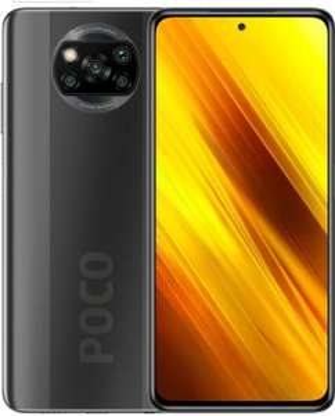"Smartphone 6.67"" Xiaomi Poco X3 NFC - full HD+, SnapDragon 732G, 6Go de RAM, 128Go"
