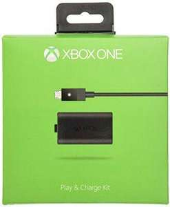Kit Play & Charge pour manette Xbox One