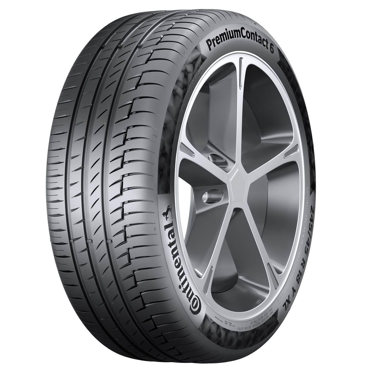 Pneu Continental Premium Contact 6 - 245/40R19 98 Y