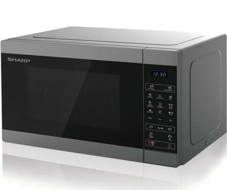 Four micro-onde Sharp YC-MG81ES - 28l, 900W