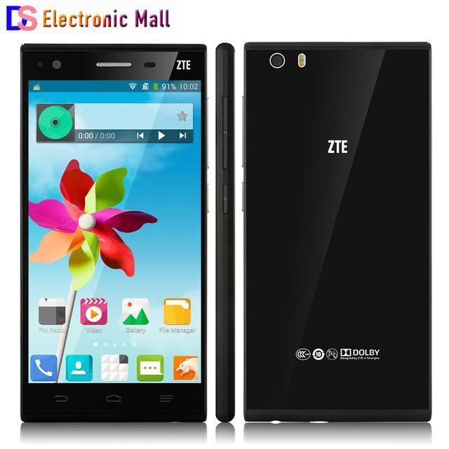 Smartphone ZTE Star1 S2002 - 4 G LTE (Quad-Core, 2 Go Ram, 16 Go Rom)