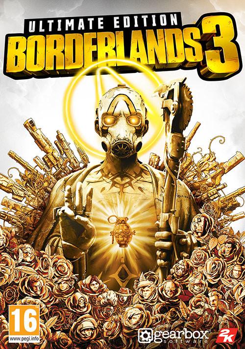 Jeu Borderlands 3 Ultimate Edition sur PC (Dématérialisé, Steam)
