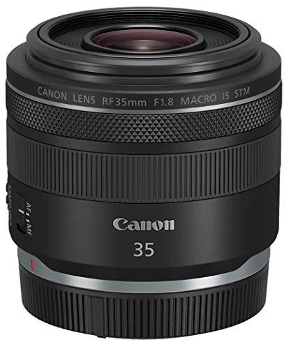 Objectif photo Canon RF 35mm F1.8 Macro IS STM (monture R)