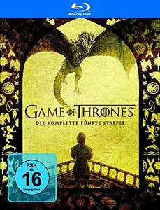 Blu-ray Game of Thrones - Saison 5 (VF disponible)