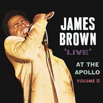 Vinyle James Brown : Live at the Apollo vol.2