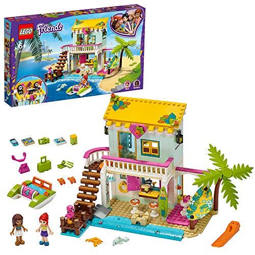 Jeu de construction Lego Friends (41428) - La Maison sur la Plage