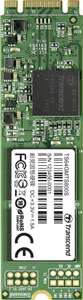 SSD interne SATA M.2 2280 Transcend MTS800 (TS64GMTS800S) - 64 Go