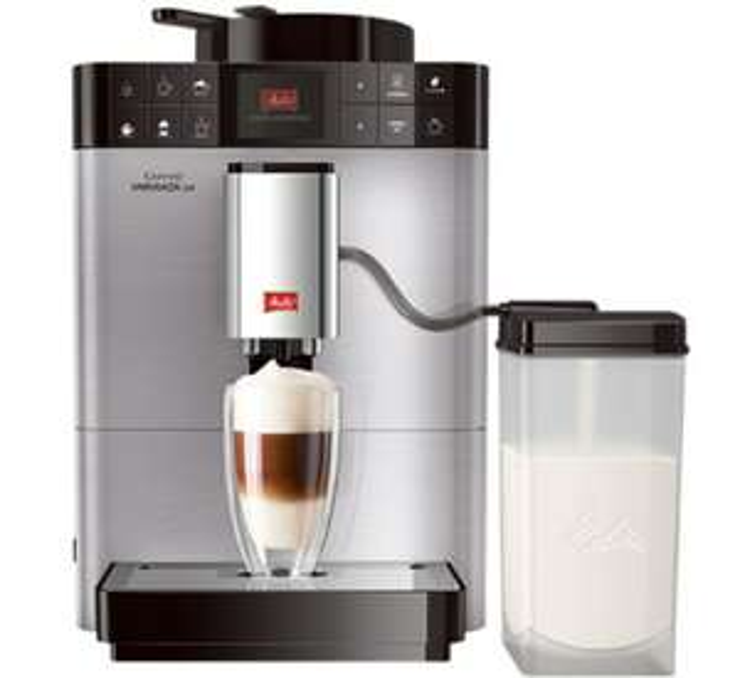 Machine à café automatique Melitta Caffeo Varianza CSP Inox F580-100 + Garantie 3 ans