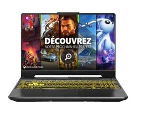 "PC Portable Gaming 15.6"" Asus A15-TUF566IV-HN215T - Full HD, Ryzen 7 4800H, 16 Go RAM, RTX 2060, 512 Go SSD, Windows 10"