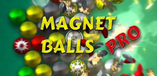 Sélection de 3 jeux gratuits sur Android - Ex : Magnet Balls Pro: Physics Puzzle