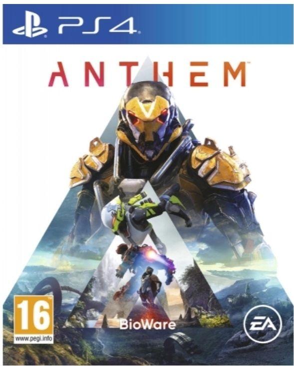 Anthem sur PS4
