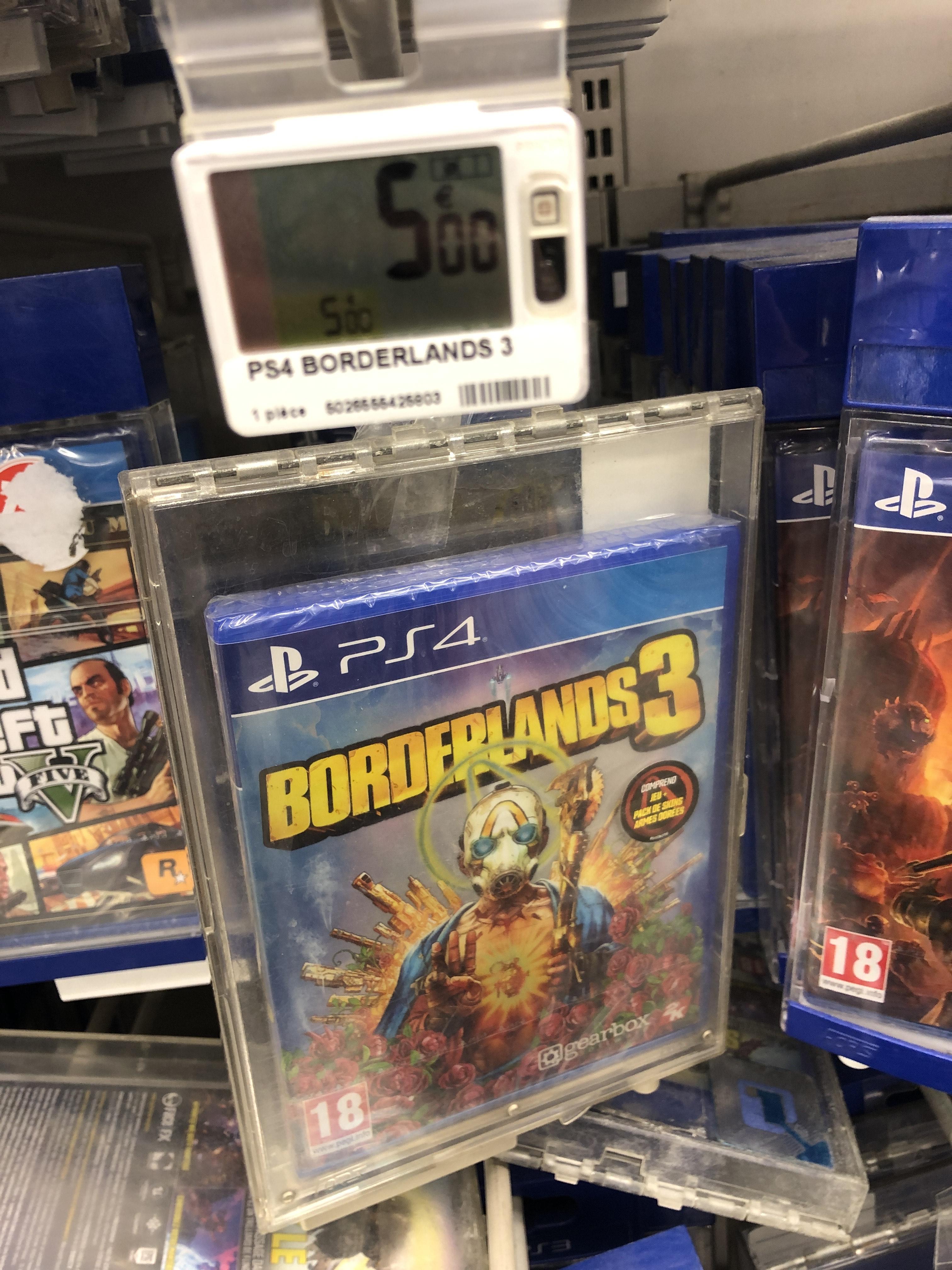 Borderlands 3 sur PS4 - Stains (93)