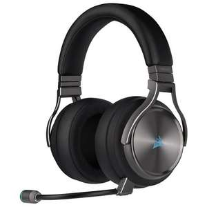 Casque audio Corsair Virtuoso SE RGB - Gris