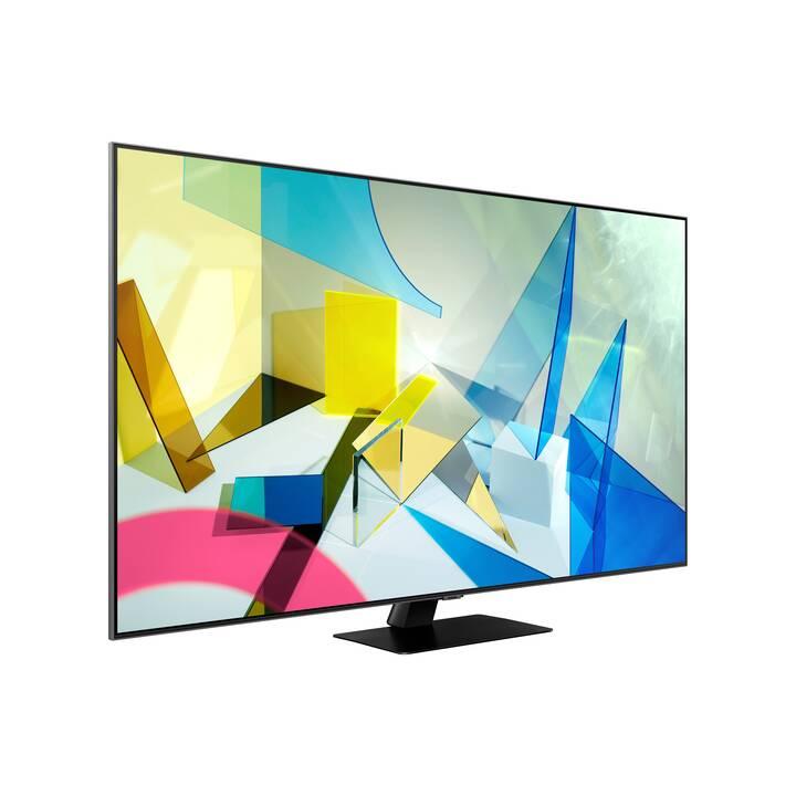 "Tv 75"" Samsung QE75Q80T - Smart TV, QLED, Ultra HD, 4K (Frontaliers Suisse)"