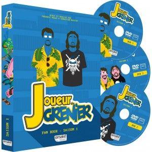 Sélection de jeux en promotion - Ex: Coffret Joueurs du grenier - Saison 5 (omakebooks.com)