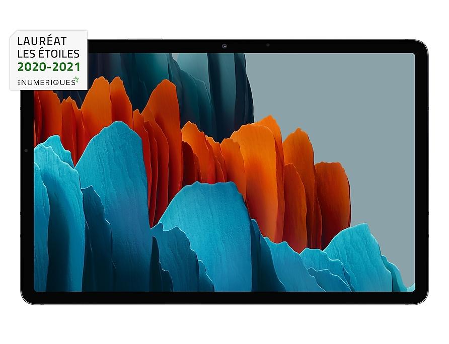 """[Étudiants] Tablette 11"""" Samsung Galaxy Tab S7 4G - 128 Go, 6 Go RAM + Ecouteurs sans-fil Samsung Galaxy Buds + Book cover ou manette XP5"""