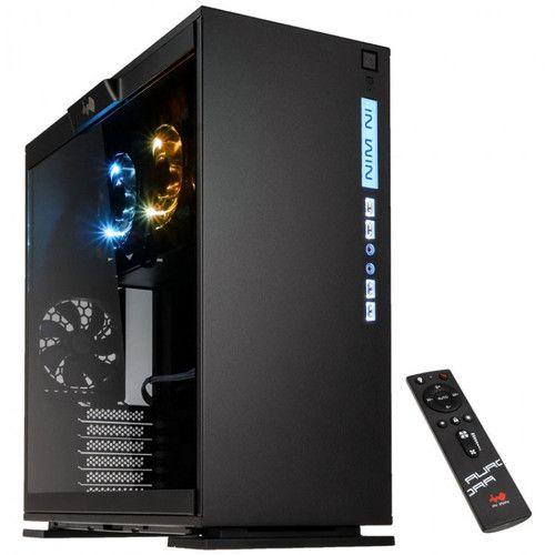 Boitier PC In Win 303 Aurora RGB - Noir