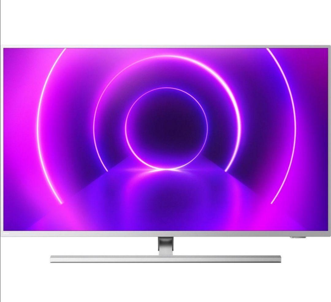 "TV 58"" Philips 58PUS8505 - 4K UHD, LED, Smart TV, Ambilight 3 côtés"