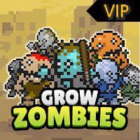Jeu Grow Zombie VIP gratuit sur Android