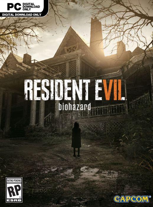Resident Evil 7 - Biohazard sur PC (Steam - dématérialisé)