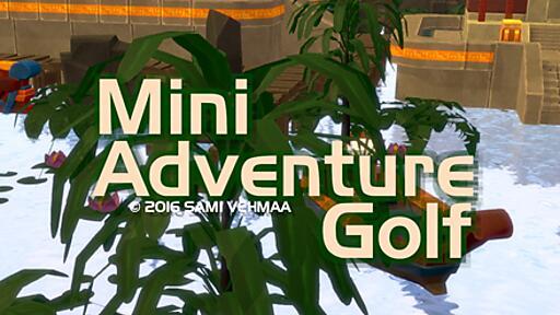 Mini Adventure Golf Gratuit sur PC & Mac (Dématérialisé - DRM-Free)