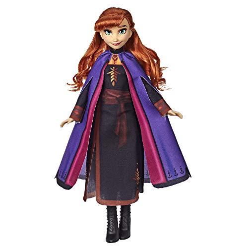 Poupée Mannequin Princesse Disney La Reine Des Neiges 2 Anna - 26 cm
