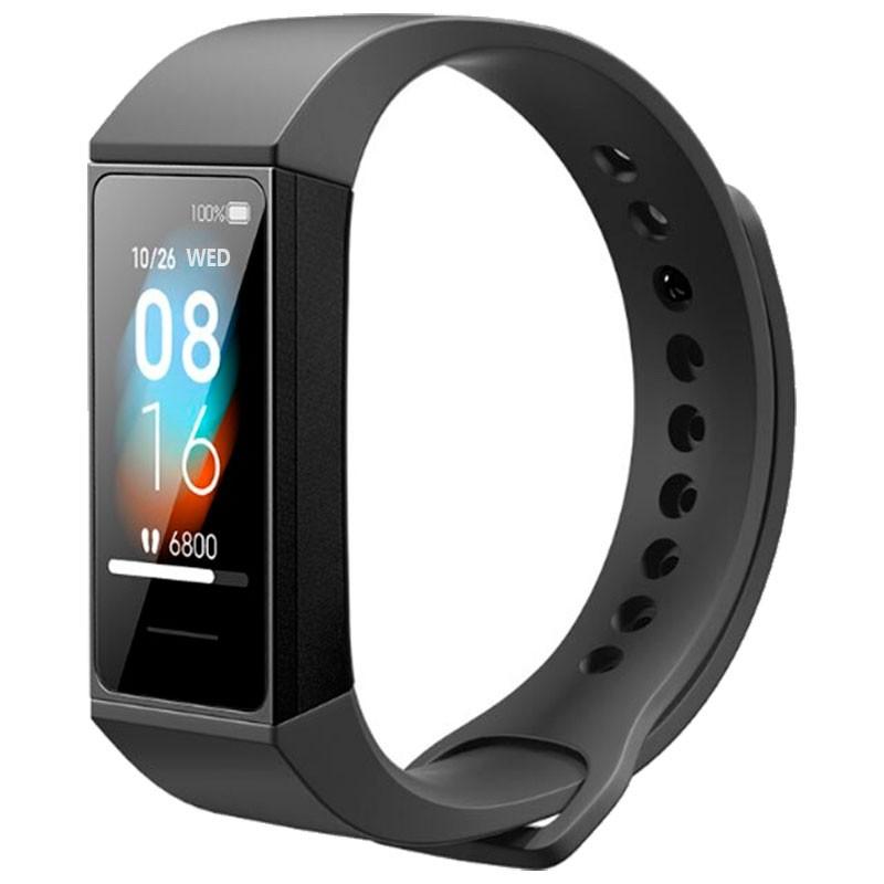 Bracelet connecté Xiaomi Mi Band 4C - noir, version globale