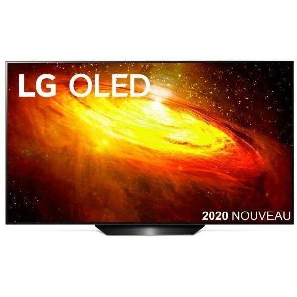 "TV 55"" LG OLED55BX6 (2020) - 4K UHD, OLED, Smart TV"