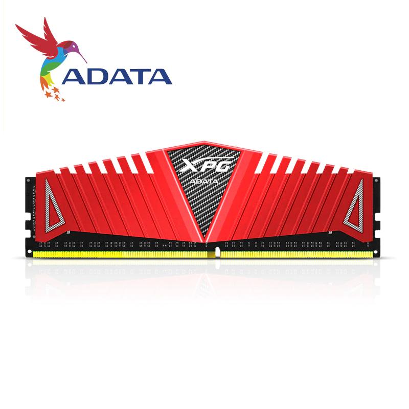 Kit mémoire RAM AData XPG Z1 - 32 Go (2x16 Go), 3200 Mhz, CL16