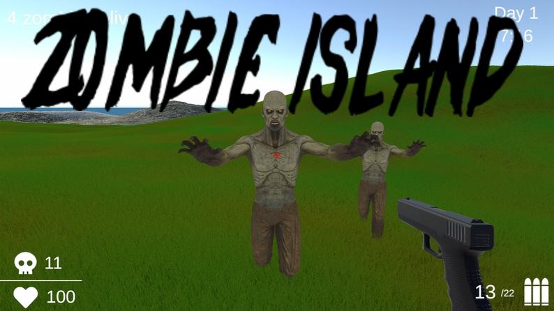 Jeu Zombie Island Gratuit sur PC (Dématérialisé - DRM-Free)