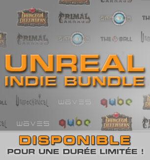 Pack de jeu Unreal Indie Bundle (pc dématérialisé)