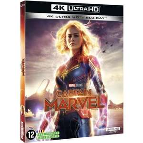 2 Blu-ray Marvel 4K achetés = le 3ème offert