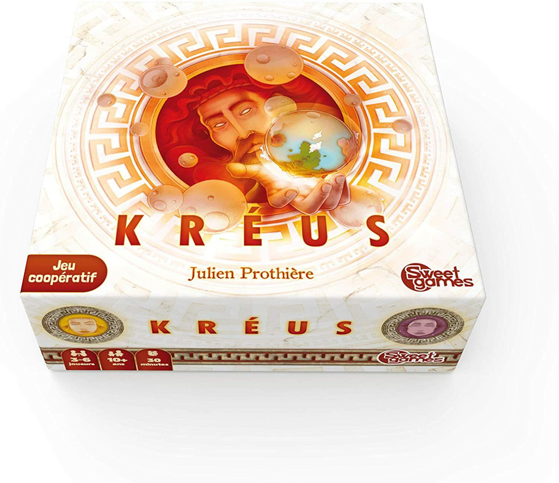 Jeu de Société Kréus (Via coupon)