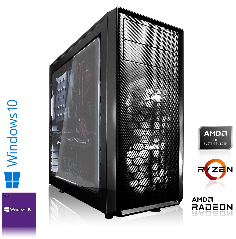 Ordinateur - Ryzen 5 2600X, GTX-1650 Super (4 Go), 8 Go de RAM, 1 To + 120 Go en SSD, sans OS