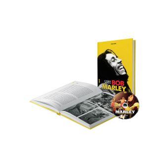 Coffret livre + DVD Bob Marley : Le Dernier Prophète