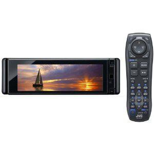 "Autoradio JVC KD-AVX77 DVD / CD / MP3 / DivX / WMA / USB Ecran LCD 5,4"" Bluetooth 4 x 50 W Noir"