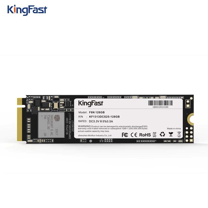 SSD Interne m2 NVME KingFast F5 M 2 - 1To