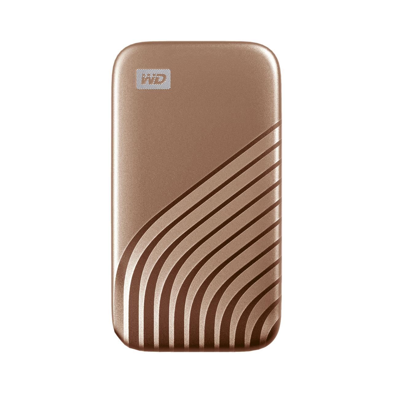 SSD Externe Western Digital (WD) My Passport - 2 To (WDBAGF0020BGD-WESN)